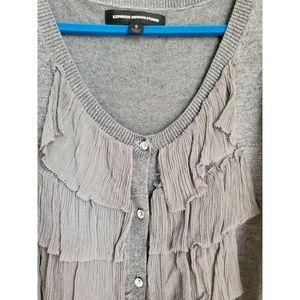 Express Design Studio sweater, size small